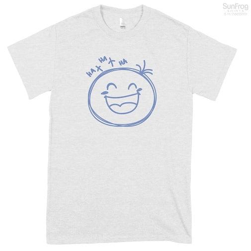 Hahaha Emoji T-Shirt
