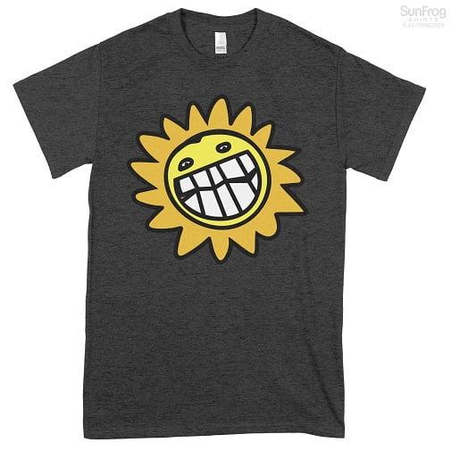 Smile Sun Emoji Shirts
