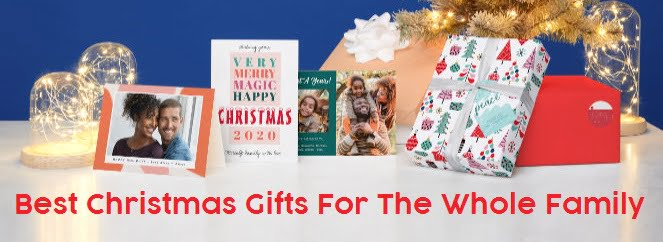 Best Christmas Gifts For The Whole Family – Family Gift Ideas 2020